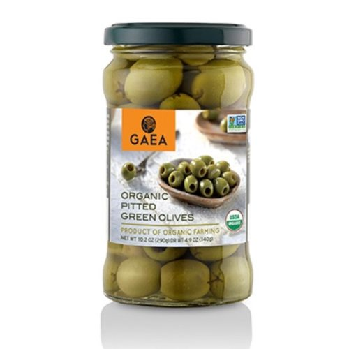 pitted olives