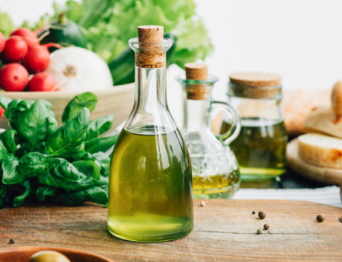 Healthy Olive Oil and The Mediterranean Diet