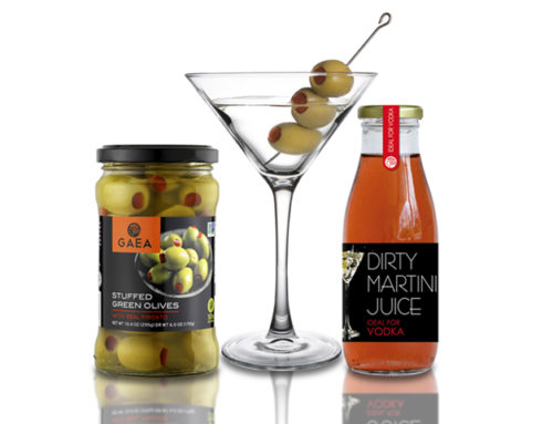 The Dirty Martini: For Those Who Love Savory Cocktails