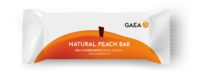peach energy bar